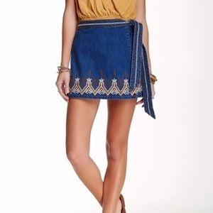 Dream Away denim skirt